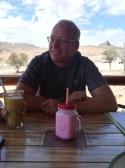 Werner and pink milkshakes
